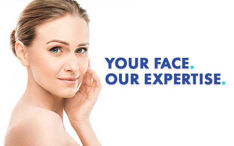 your face. our expertise.