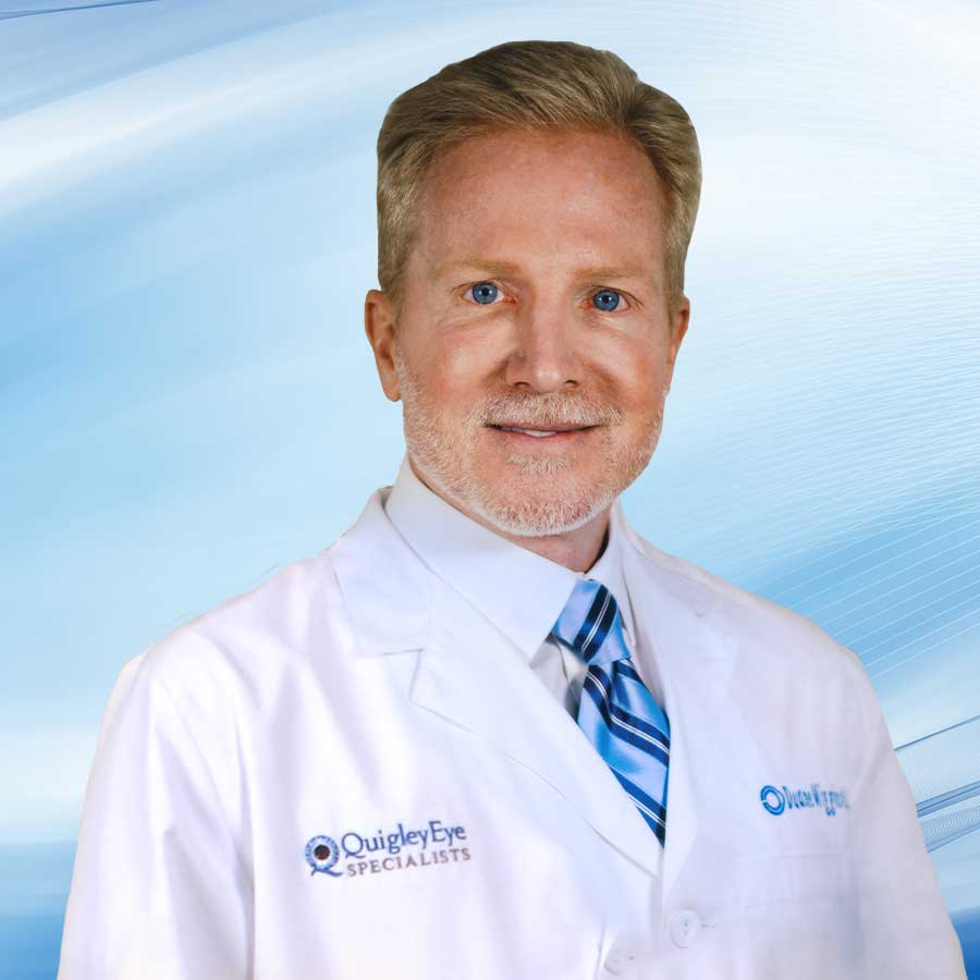 Duane Wiggins, M.D. Board Certified Ophthalmologist Cataract & Refractive Surgeon