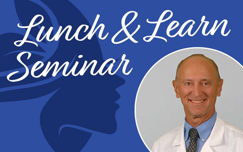 lunch and learn seminar