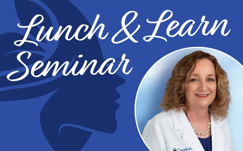 doctor billings lunch and learn seminar cataracts